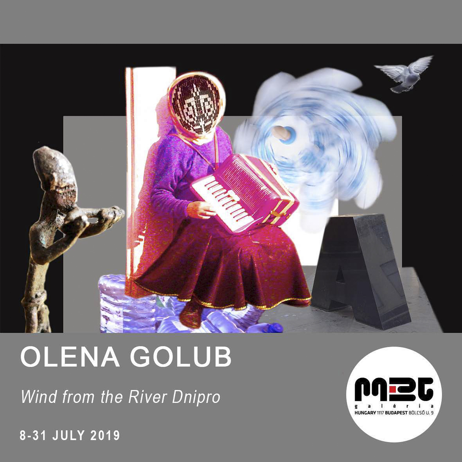 Invitation Olena Golub 1